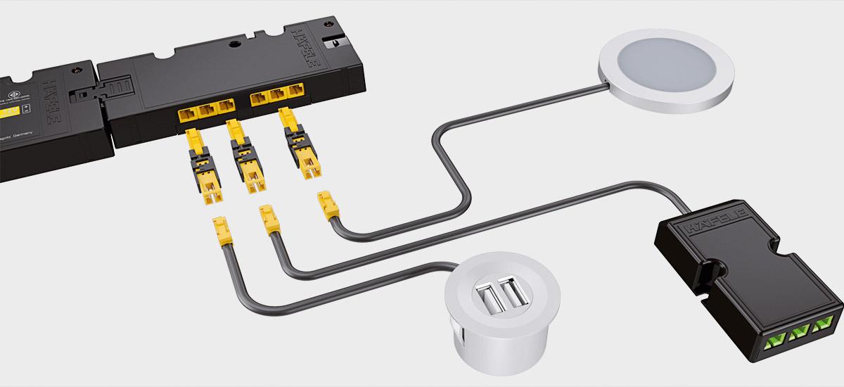 Adattatori, massima compatibilità tra sistema Loox e Loox 5