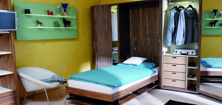 Il letto per ospiti intelligente un sogno per chi ospita for Letto per ospiti