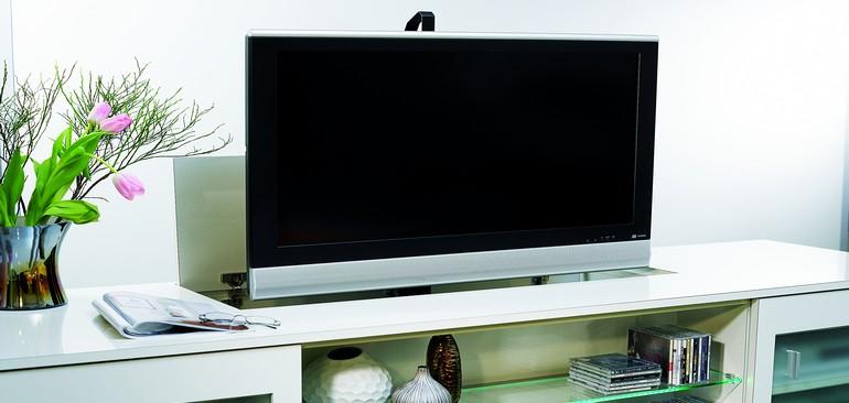 Mobili Per Televisori A Scomparsa.Mobile Base Tv Il Programma Giusto In Ogni Momento Hafele