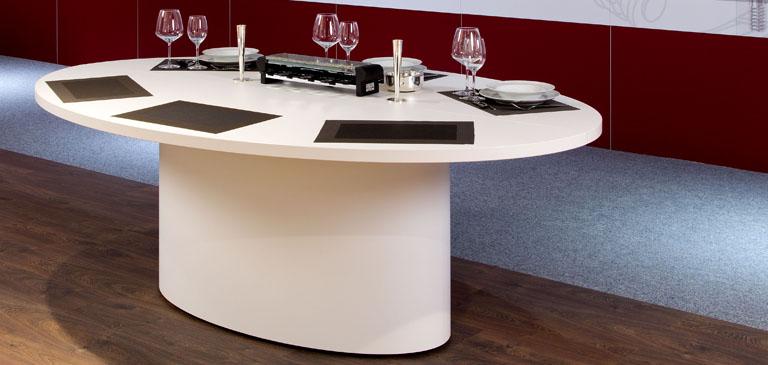 Tavolo per soggiorno: ogni ospite è il benvenuto - Häfele