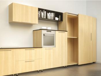 Mobili Da Cucina Con Ante Scorrevoli.Guarnitura Per Ante Scorrevoli Finetta Flatfront M 35 Fb