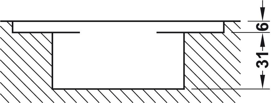 Cerniera per porta montaggio invisibile per porte interne - Montaggio porte interne video ...