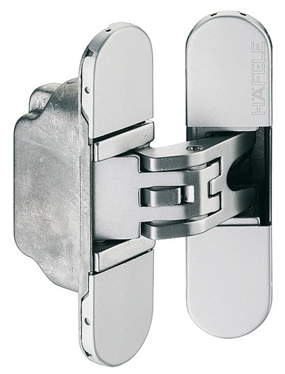 Cerniera per porta startec h2 montaggio invisibile per - Montaggio porte interne ...
