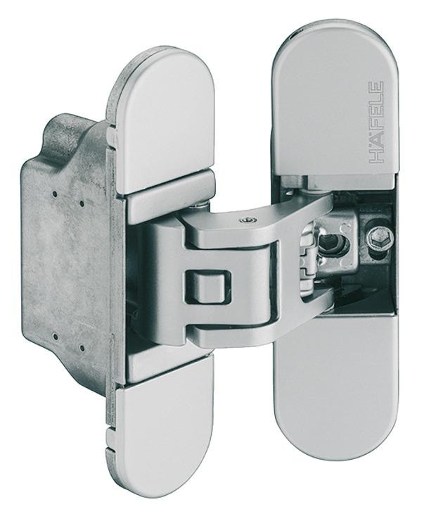 Cerniera per porta startec h7 montaggio invisibile per - Montaggio porte interne video ...