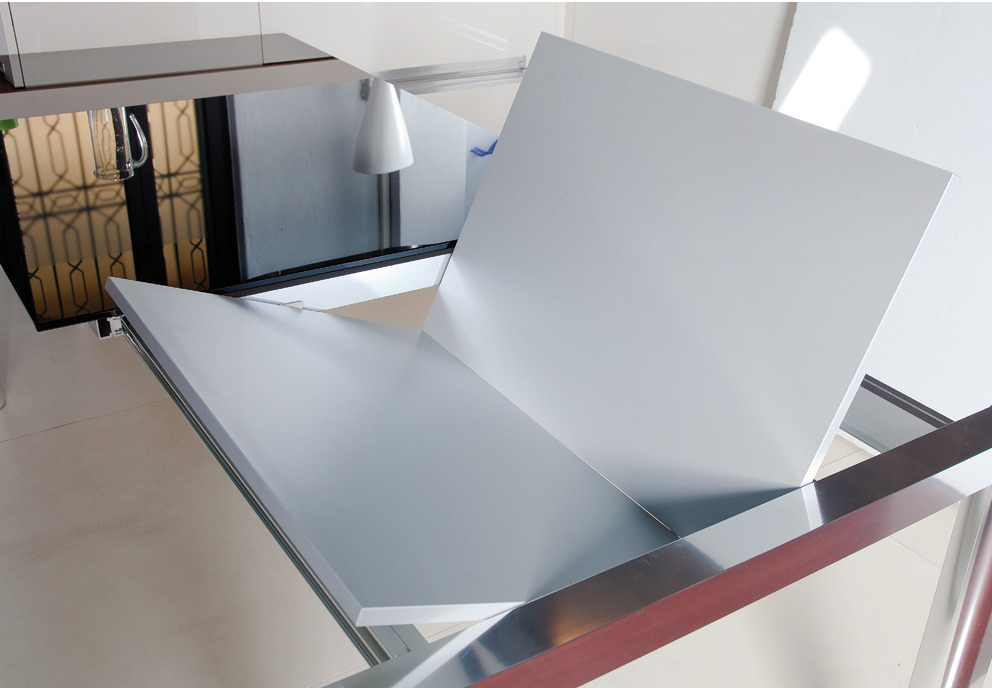 emejing meccanismi per tavoli allungabili ideas