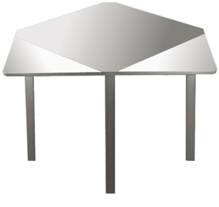 Meccanismo per tavolo con ribalta tkb in h fele italia shop - Tavolo allungabile a ribalta ...