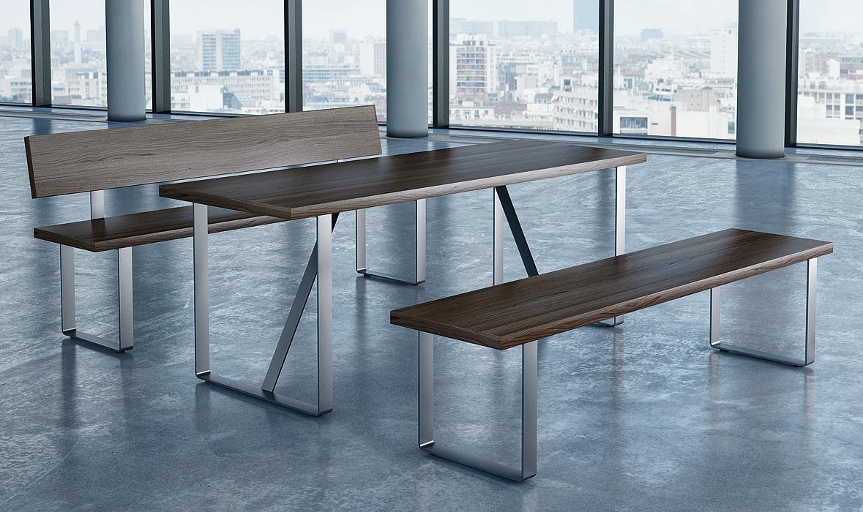Telai per tavoli e panche