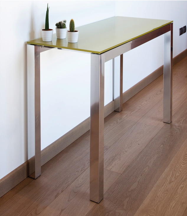 Meccanismo per tavolo allungabile,per 1 allunga a libro sul lato ...